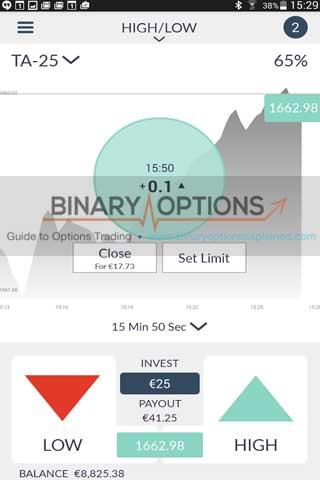 Grand options binary