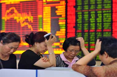 Chinese Markets Falling